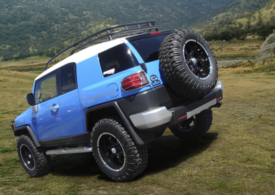Toyota FJ Cruiser Accessories