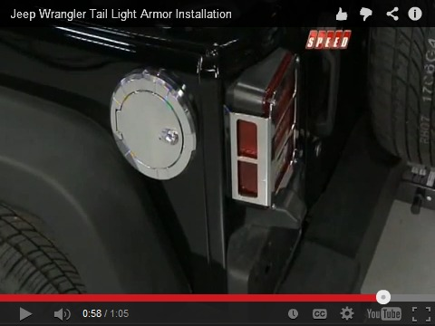 Install Video: Tail Light Armor