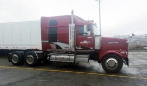 Juan Garcia's Truck