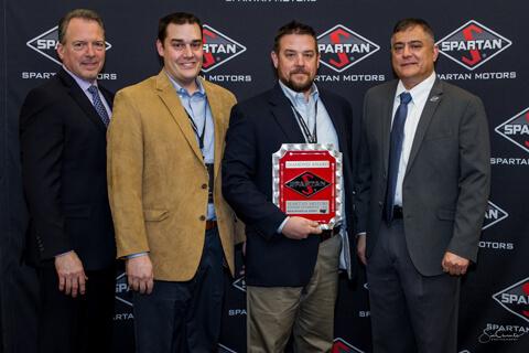 "RealWheels receives Spartan ""Diamond Award"""