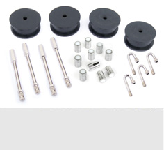 LED AirGuard Tire Pressure Monitoring Kit