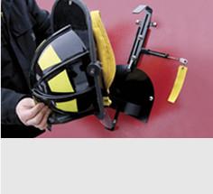 Lock-Down Helmet Holder