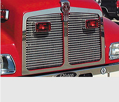 Kenworth Grille Covers