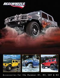 Hummer H1, H2 & H3 Catalog