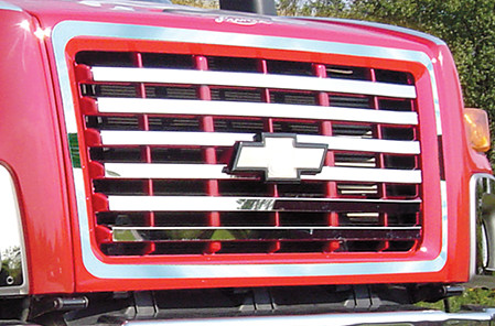 Chevy Deluxe Grille 2003+