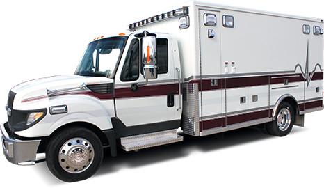 Cover-Up International Ambulance