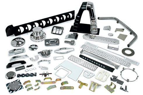Contract Manufacturing Examples