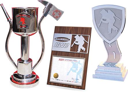 Firefighter Combat Challenge Awards