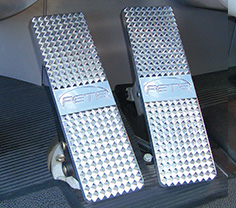 Diamond Billet Pedals