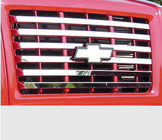 Chevrolet/GMC Grille Covers