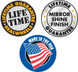 Made in the USA | Lifetime Guarantee