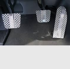 Kenworth T660, T680, T880 Billet Pedals (2014 – Current)