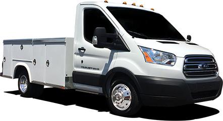 Ford Transit Dual Wheels