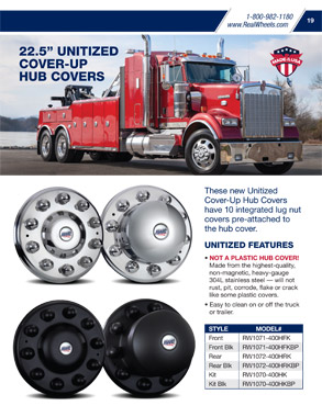 RealWheels Truck Accessories Catalog