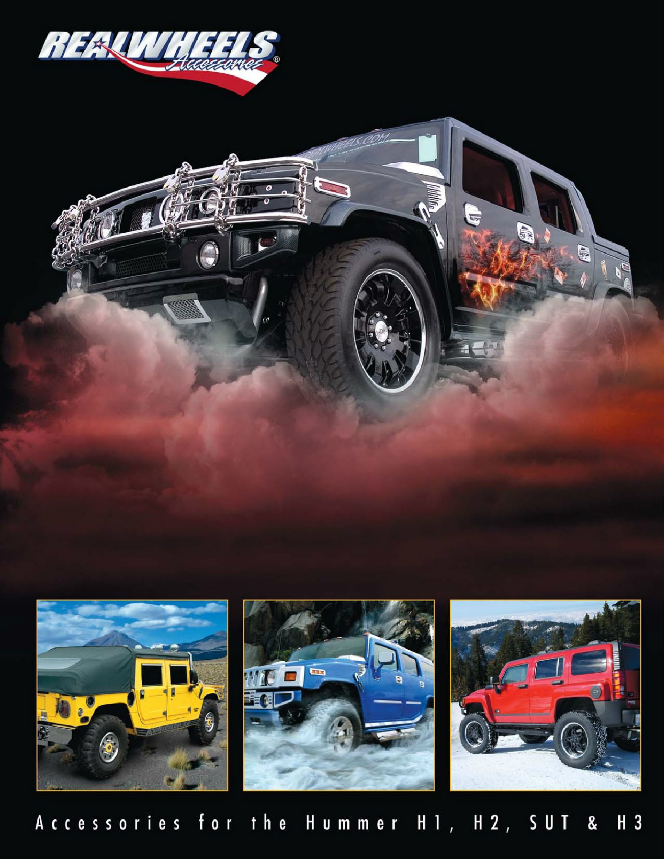 Realwheels Hummer Accessories Catalog Tow Bar And Wiring Auto Transform