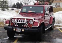 Douglas Chernikoff's Jeep