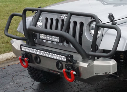 NEW Megaforcer Grille Guard