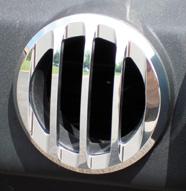 Billet Driving Light Surrounds
