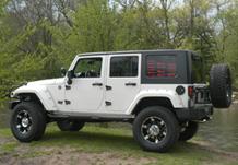 Weekender Jeep Side View