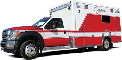 """16"""" Ford E-450"""