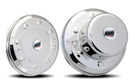 Cover-up Hub Covers For Imports