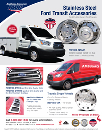 Ford Transit Flyer