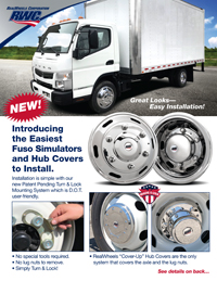 Fuso Wheel Cover Flyer