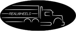 RWC Truck Logo Plate for RWC Peterbilt Pedals