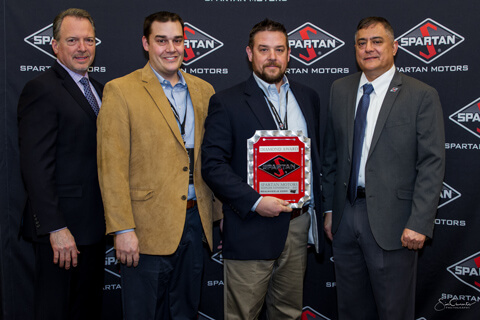 "RealWheels receives Spartan ""Diamond Award"""