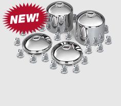 Gear-Nut Trim Kit for International CV and Chevy Silverado