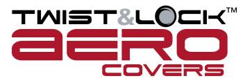Twist & Lock Aero Covers