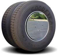 Aero Mirror Stainless
