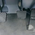 Flat Diamond Cut Black Billet Pedals
