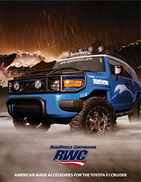FJ Cruiser Catalog