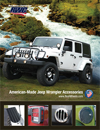 Jeep Wrangler JK Catalog