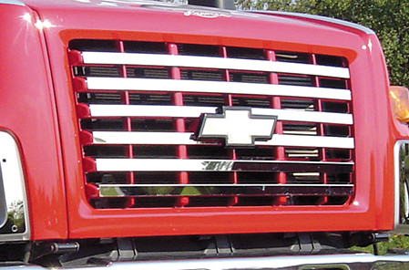 Chevy Custom Grille 2003+
