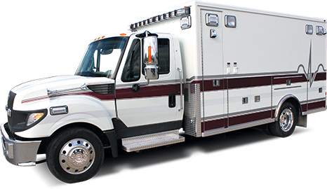 Cover-Up International Ambulance
