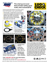 Lug Check™ Flyer