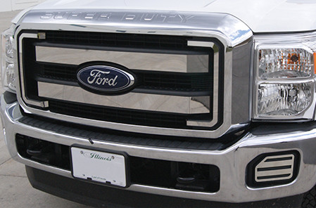 Ford Grille Overlay