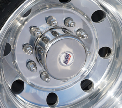 Stainless Steel High Hat for Heavy-Duty Trucks