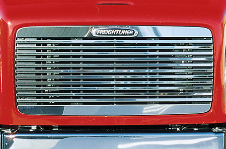 Freightliner Custom Grille Cover