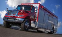 "Response Vehicle with 22.5"" Simulators"