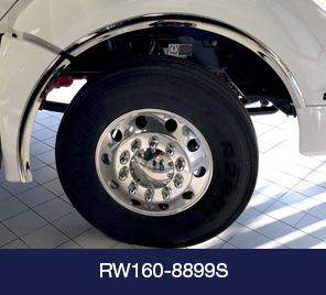 Kenworth T880S Fenderette (RW160-8899S)