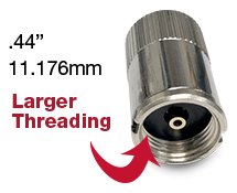 OTR LED AirGuard Larger Threading