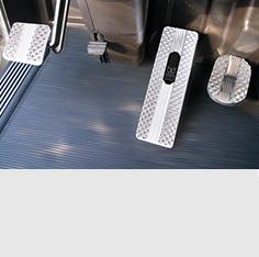 Kenworth T700, T800, W900, Billet Pedals