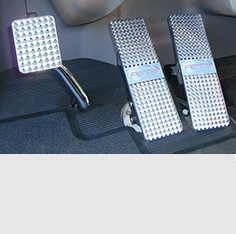 Peterbilt 379, 386, 388, 389 Billet Pedals (1994 – 2000 & 2001 – Current)