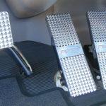 Diamond Cut Billet Pedals