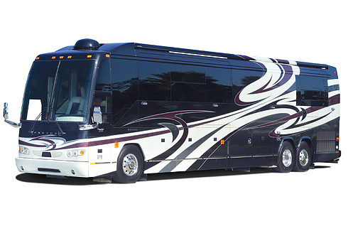 Prevost Luxury Bus