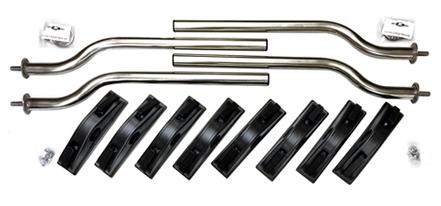 Stainless Mounting Kit (FK-01S)