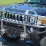 Stainless Steel Brush Guard